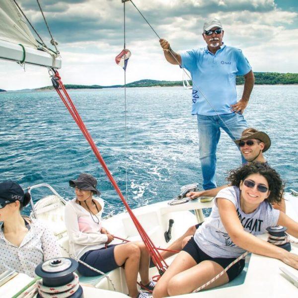 Murter English Camp + Sailing