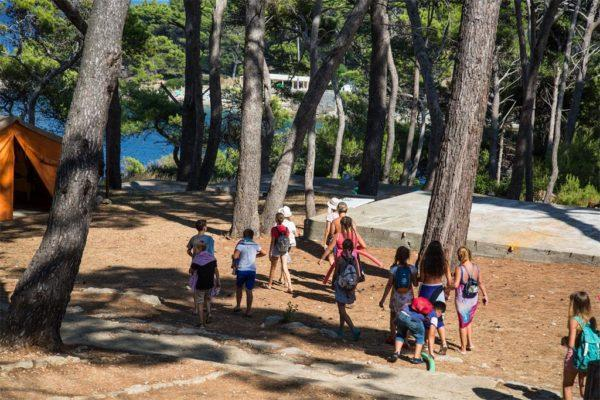 Veli Lošinj International Croatian language summer camp