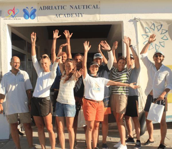 Kamp engleskog na Murteru + jedrenje 4