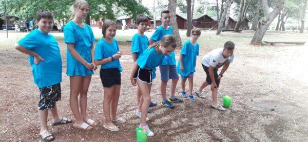 Ljetni kamp u Savudriji - classic program 2